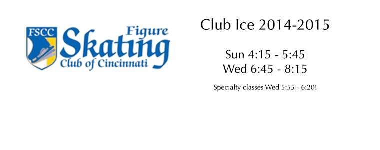Club Ice 2014-2015