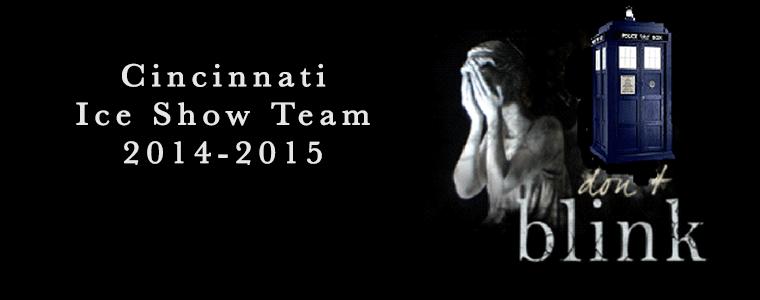 2014-15 Ice Show Team