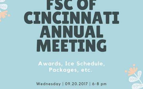 2017 Annual Meeting invitation